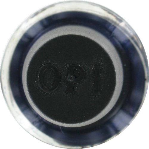 OPI Russian Navy Nail Lacquer Perspective: top