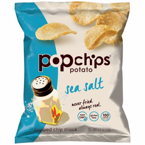 Popchips Variety Box (30 Pack) Perspective: top