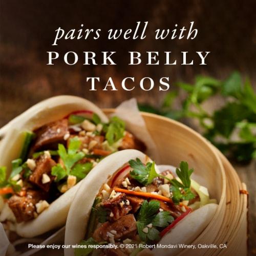 Robert Mondavi Winery Napa Valley Maestro Red Wine Perspective: top