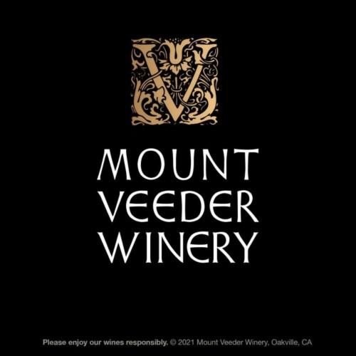 Mount Veeder Winery Cabernet Sauvignon Red Wine Perspective: top