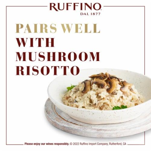 Ruffino Riserva Ducale Chianti Classico Red Wine Perspective: top