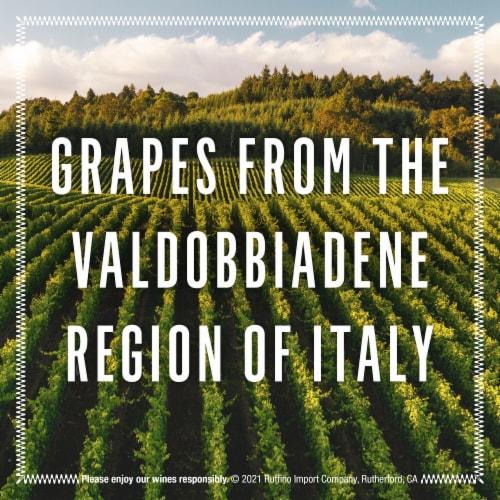 Ruffino Prosecco Sparkling White Wine Perspective: top