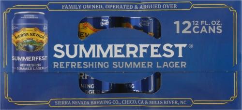 Sierra Nevada Brewing Co.® Celebration Fresh Hop IPA Perspective: top