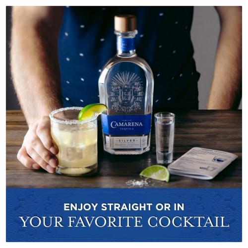 Familia Camarena Tequila Silver Perspective: top