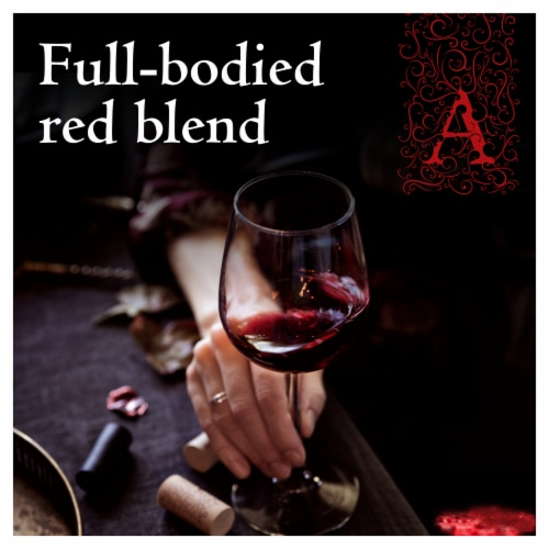 Apothic Red Blend Red Wine Perspective: top
