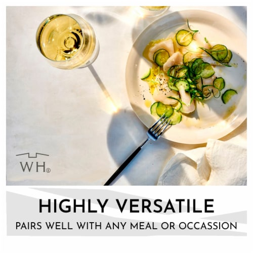 William Hill Estate North Coast Chardonnay White Wine 750ml Perspective: top
