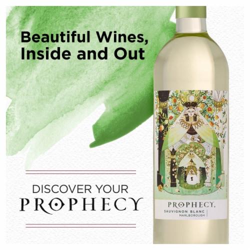 Prophecy Sauvignon Blanc White Wine Perspective: top