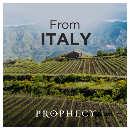 Prophecy Pinot Grigio White Wine Perspective: top