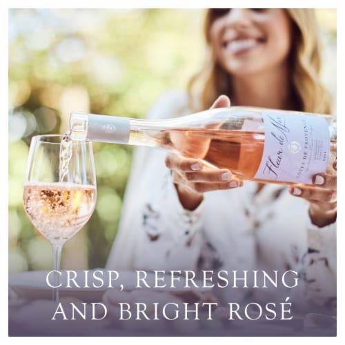 Fleur de Mer Wine Cotes De Provence Perspective: top