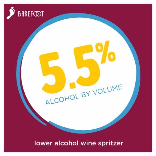 Barefoot Spritzer Summer Red Wine Perspective: top