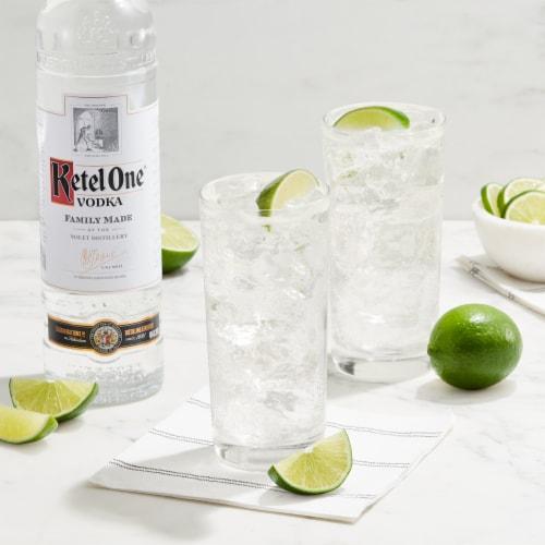 Ketel One Vodka Perspective: top