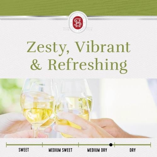 Sutter Home Sauvignon Blanc White Wine Perspective: top