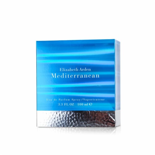 Mediterranean by Elizabeth Arden for Women - 3.3 oz EDP Spray Perspective: top