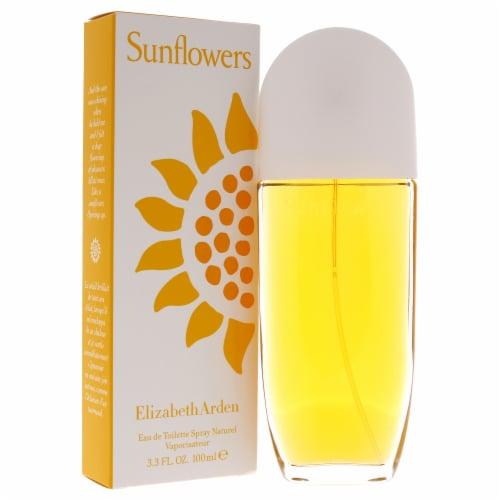 Elizabeth Arden Sunflowers EDT Spray 3.3 oz Perspective: top