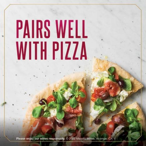 Meiomi Pinot Noir Red Wine Perspective: top