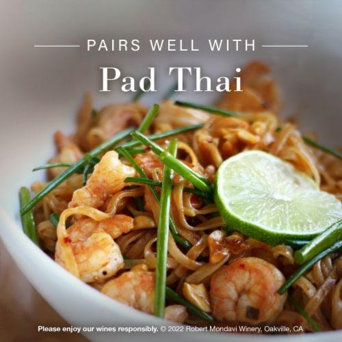 Robert Mondavi Winery Napa Valley Fume Blanc White Wine Perspective: top