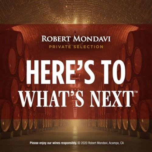 Robert Mondavi Private Selection Chardonnay Perspective: top