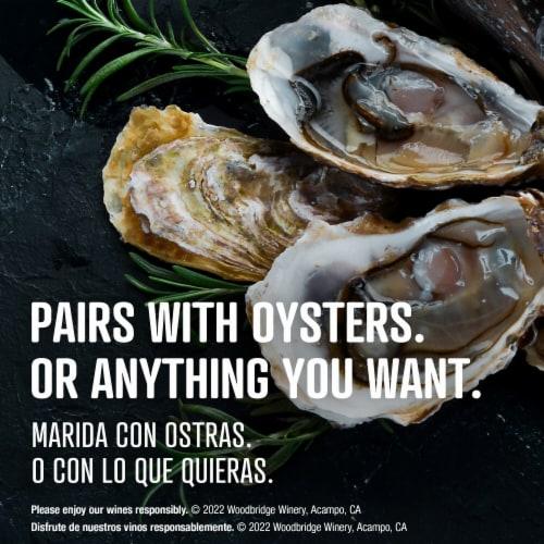 Woodbridge By Robert Mondavi Sauvignon Blanc White Wine Perspective: top