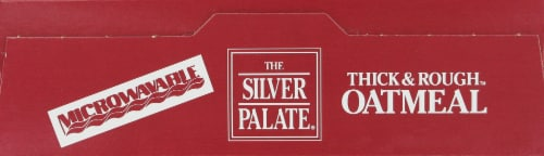 Silver Palate Thick & Rough Oatmeal Perspective: top