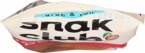 Snak Club® Grab & Run Hot & Spicey Peanuts Perspective: top