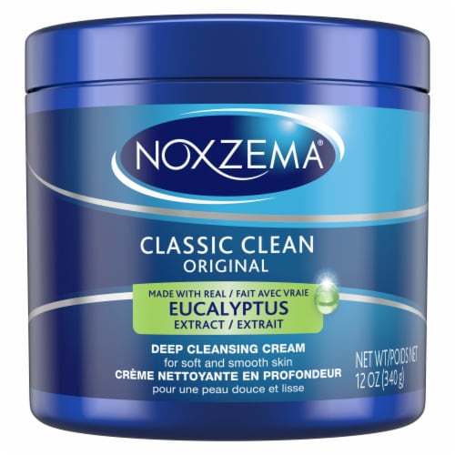 Noxzema Classic Clean Original Deep Cleansing Cream Perspective: top