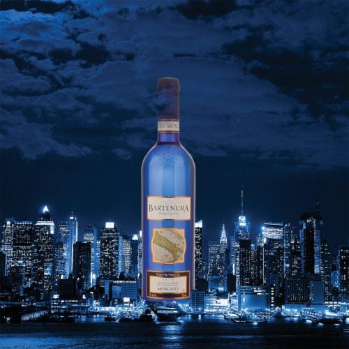 Bartenura Moscato White Wine Perspective: top