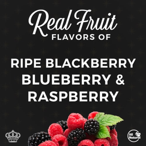 Stella Rosa Black Wine Perspective: top