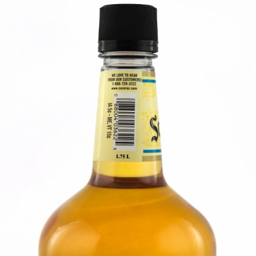 Scoresby Very Rare Blended Scotch Whisky Perspective: top