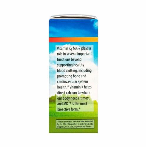 Carlson Super Daily Vitamin K2 Drops 45mcg Perspective: top