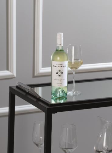 Chateau Souverain Sauvignon Blanc White Wine Perspective: top