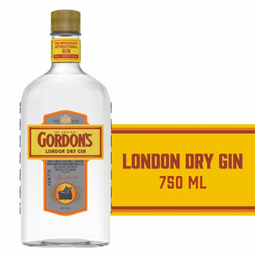 Gordon's London Dry Gin Perspective: top