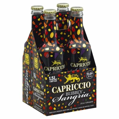 Capriccio Bubbly Sangria Perspective: top