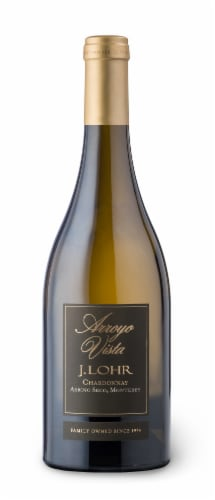 J. Lohr Arroyo Vista Chardonnay White Wine Perspective: top