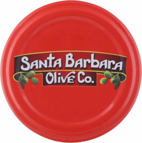 Santa Barnara Olive Co. Anchovy Stuffed Olives Perspective: top