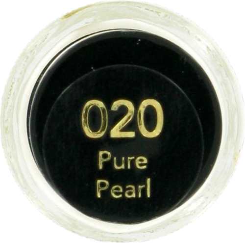 Revlon Pure Pearl Nail Enamel Perspective: top