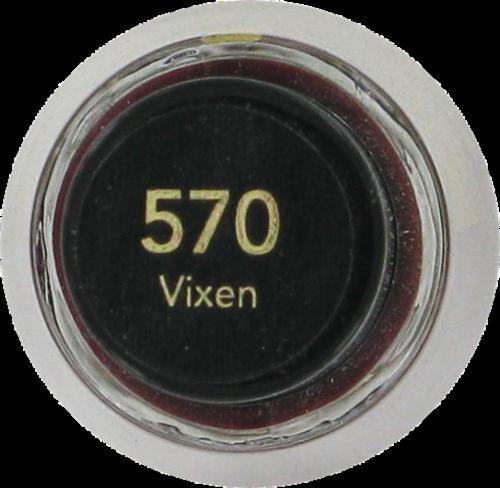 Revlon 570 Vixen Nail Enamel Perspective: top