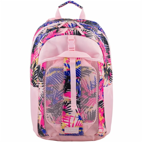 Fuel Deluxe Lunch Bag & Backpack Combo - Palm Leaves Perspective: top
