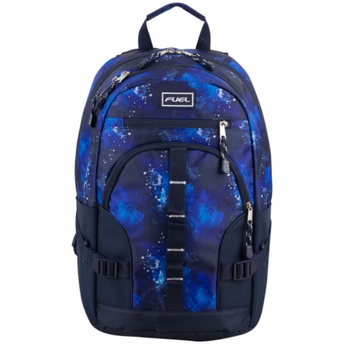 Fuel Dynamo Backpack - Galaxy Perspective: top