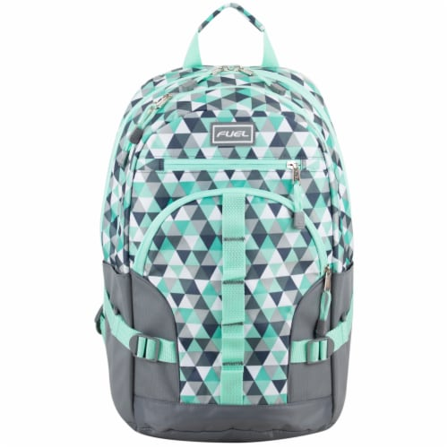 Fuel Dynamo Backpack - Diamond Crystal Perspective: top