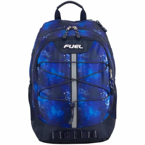 Fuel Galaxy Terra Sport Bungee Backpack Perspective: top