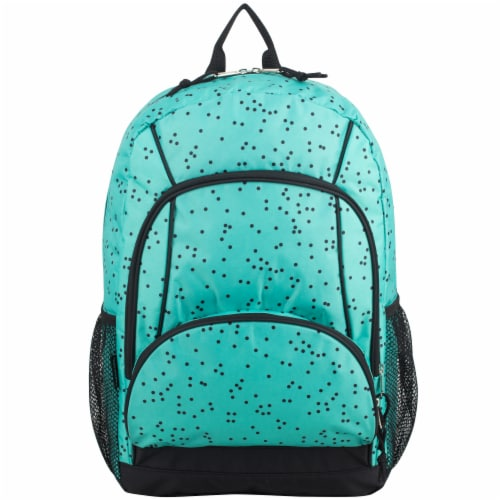 Fuel Triple Decker Backpack - Dainty Dalmations Perspective: top