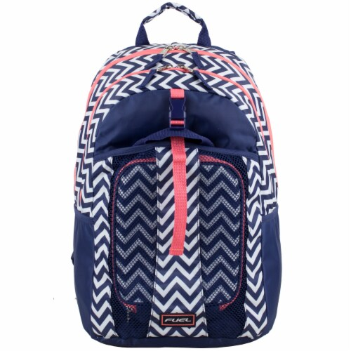 Fuel Deluxe Backpack/Lunch Bag Combo Perspective: top