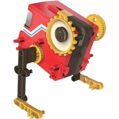 OWI  4 Mode EM4 Motorized Robot Kit Perspective: top