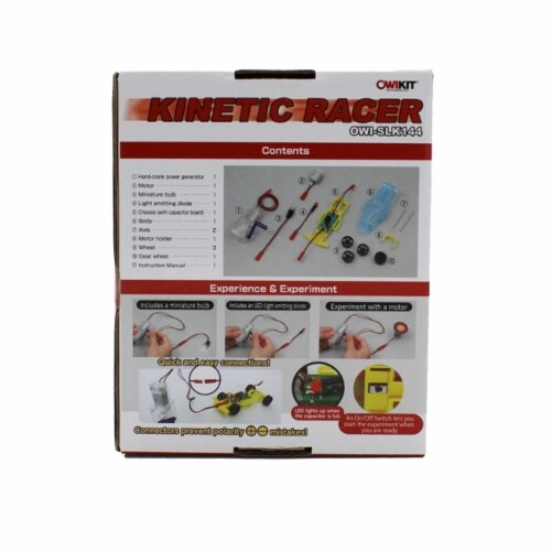 OWI Kinetic Racer Perspective: top