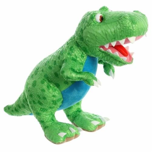 "Aurora World Dinosaur Roar - Roar T-Rex 10"" Plush Toy Perspective: top"