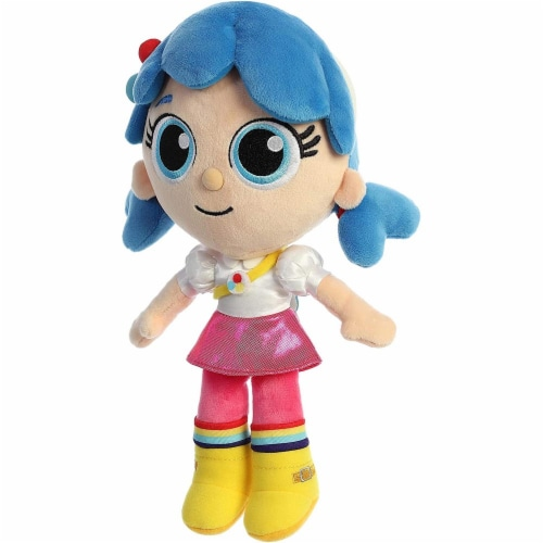 "Aurora - True and The Rainbow Kingdom - 11"" True Plush Perspective: top"