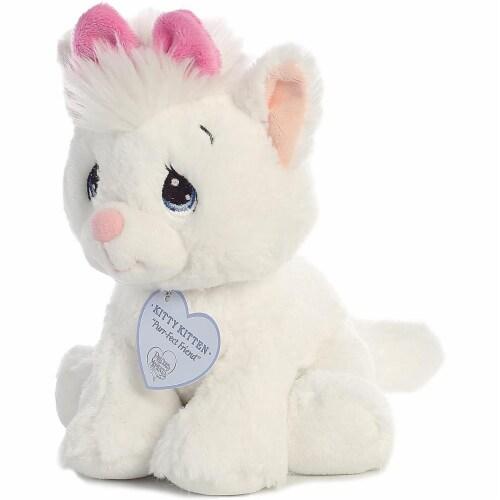 Precious Moments Stuffed Animal Kitty Kitten Perspective: top