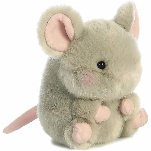 """Rolly Polly Pet 5"""" - Frisk the Mouse Perspective: top"""