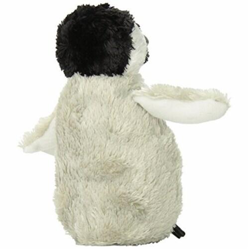 "Aurora Plush Mini Flopsie Baby Emperor Penguin 6.5"" Perspective: top"