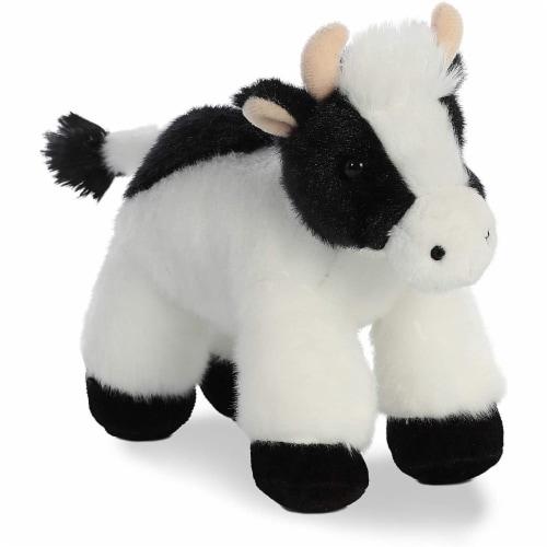 "Aurora World Inc. 31175 8"" Mini Moo Plush Cow Perspective: top"